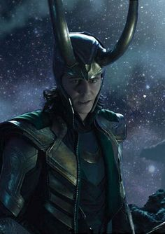 """You were made to be ruled. In the end, you will always kneel.""  -Loki"
