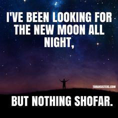 yom teruah feast of trumpets sighting the new moon blow the shofar