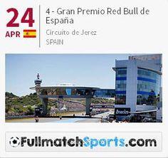 MotoGP 2016 Jerez Spain Race Round 4 (24-04-2016)
