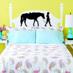 horse bed