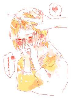 쿠로오 내가 쿠로오 생각해서 열심히 깎은거야. ...어떤 생각으로? ...여튼 열심히 케..켄마..(찌잉) 아차, 당할뻔했다! 칫 방금 칫이라고 했지 그렇지? 쿠로:켄마가 날 포켓볼에 가둬놓고 싶다고 하지 뭐야. 감금플이랄까 뭐랄까 귀엽지 않냐? 야쿠:아니, 잘 생각해봐. 너 포켓볼 한번 들어가면 영원히 감금당할걸 쿠로:날 아무에게도 보여주고 싶지 않다는 ...