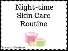 I cannot stress enough the importance of a good night-time skin care routine. When you don't look after your skin, we tend to age faster; our skin gets dull and dry. Coffee Break, Night Time, Your Skin, Routine, Stress, Skin Care, Beauty, Skincare Routine, Skins Uk