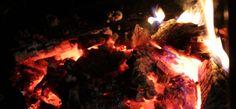 Warmes Wasser aus dem Kamin