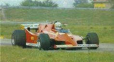 1980 Ferrari 126CK (Jody Scheckter test)