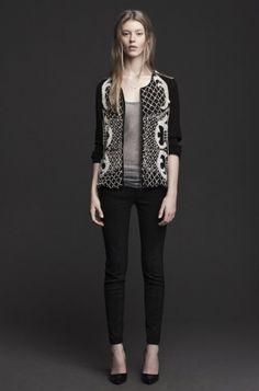Zara TRF September 2012 Lookbook - undefined