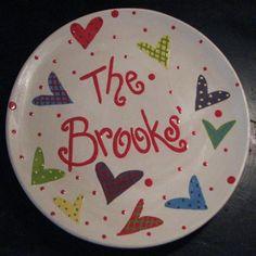 Heart Family Platter