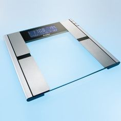 'AWS' 'Quantum Body Composition Scale' 396 (capacity) x 0.2 lb. (resolution) -- Read more  at the image link.