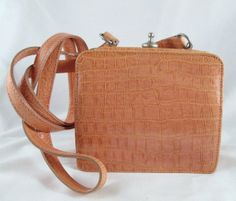 Neiman Marcus Collection Alligator Purse  by GhicChicBoutique, $95.00