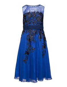 Viviana Embellished midi dress