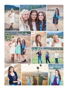 Terina Matthews Photography: Murrieta Senior Portrait Photographer ~ Megan, Mackenzie and Julie {Class of 2014}