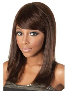 Picture Of Dark Brown Hair With Blonde Highlights Wavy Bob Hairstyle