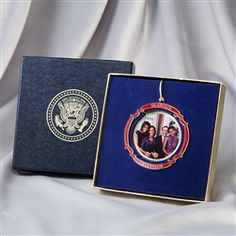 Happy Birthday President Barack Obama! #USA #CelebratingAmerica #President #Christmas Click on photo to purchase the ornament :)