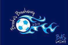 Soccer Themed Logo - BAT MITZVAHS