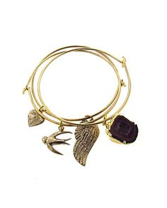 heart swallow bird fly quartz wing