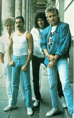 Queen, before Freddy Died, sad day that was for the worl! ATL Thoughts