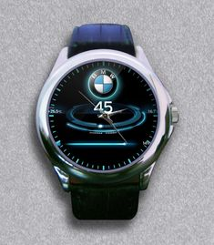 New Bmw Speedometer Leather Wrist Watch Bmw Series, Bmw Blue, Mens Puma Shoes, Bmw 2002, New Bmw, Bmw X3, Bmw Cars, Luxury Watches For Men, Pumas Shoes