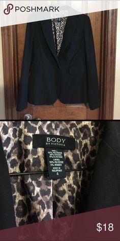Black blazer Comfy universal blazer Victoria's Secret Jackets & Coats Blazers