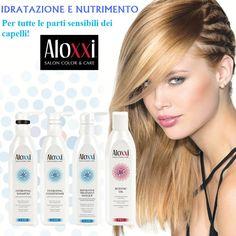 Tutti vogliono capelli belli e sani, ma per ottenerli ci vogliono i prodotti giusti: come i prodotti AloXXi, con estratti naturali e tutta l'attenzione di chi da sempre fa del colore la propria passione più grande!