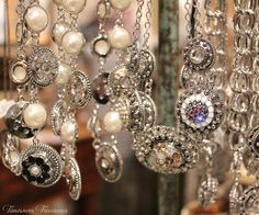 Ginger Snaps Jewelry - We have tons of necklaces to choose from!  Timeworn Treasures | Danville, PA