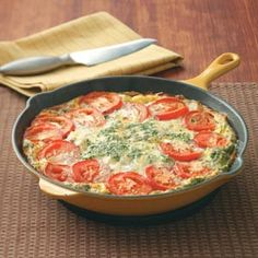 A basic recipe that other veges could be added for variety.