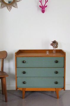 Commode vintage by pataluna
