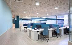 Ymedia office by Stone Designs, Madrid (Spain) 2012 #ymedia #StoneDesigns