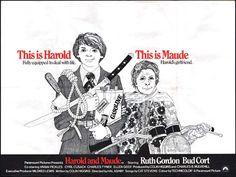 "Classic 70s Movie: ""Harold and Maude"""