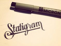 Statigram-dribbble