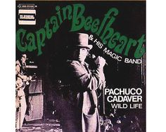 Captain Beefheart and his Magic Band: 'Pachuco Cadaver,' 1969
