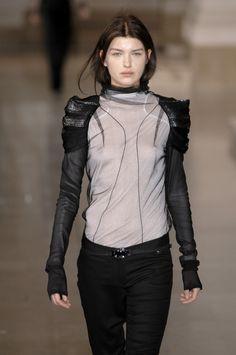 Visions of the Future: Sharon Wauchob at Paris Fashion Week Fall 2007.