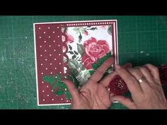 Christina Griffiths - Nestabling and Spellbinders (card-making-magic.)