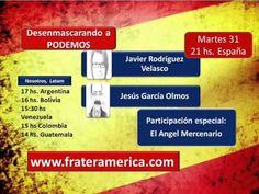 """Nosotros, LATAM. Programa Nro. 13. Desenmascarando a """"Podemos"""". 31-03-2015"""