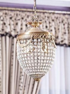 Lampa wisząca Emperor 32x65cm