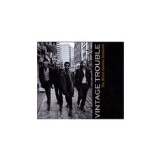 Vintage trouble - Bomb shelter sessions (CD)