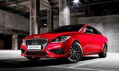 Hyundai Motor starts to receive preorders for Genesis G80 Sport