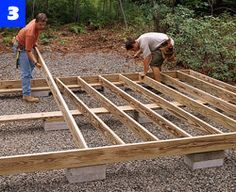 How to Build a Shed - Colonial Storage Shed Plans
