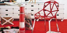 Cadeiras na #decoração >> é muita lindeza em um post só ♥ ♥ ♥ http://montacasa.gudecor.com.br/blog/cadeiras-diferentes/