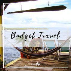 Fun and creative ways that show you how to travel on a budget without sacrificing seeing the world! | budget travel, backpacking