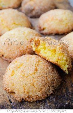 Biscotti veloci al cocco ricetta facile anche bimby vickyart arte in cucina