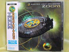 CD/Japan- ELECTRIC LIGHT ORCHESTRA Zoom +1 bonus trk w/OBI RARE 2001 - ELO #PopRockArtRock