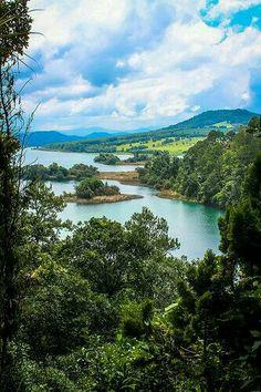 Lago de Zirahuen, Mich. Mx.