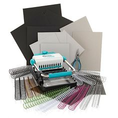 We R Memory Keepers The Cinch V2 Book-Binding Kit