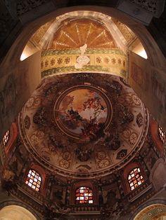 Iglesia de San Vital de Rávena - Wikipedia, la enciclopedia libre