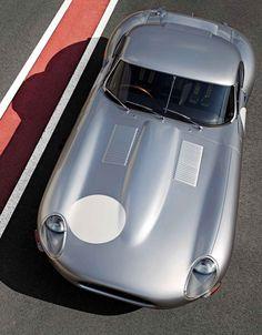F&O FABFORGOTTENNOBILITY - thechicane: Jaguar's continuation E-Type...