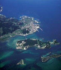 A piece of the paradise, La Toja Island #galicia #turismo #viajes www.granhotellatoja.com