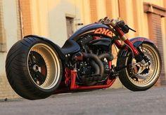 Harley-Davidson - Fat-Attack Custom Bikes