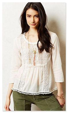 Weekend Wants: Anthropologie Summer Tag Sale! | Peachy the Magazine