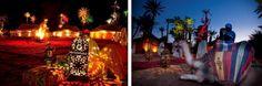 Spend a romantic night in the desert of #Agafay near #Marrakech #TravelTuesday #DestinationWedding