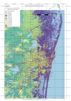 Deciphering the Chennai floods in three maps and an overview Indoor Water Garden, City Maps, Chennai, Third, Asia, History, Nature, Indian, News