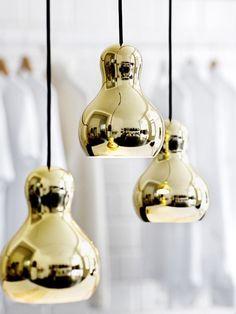 Calabash Pendant Lamp S Gold